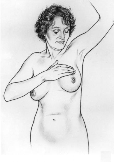 Breast Self Examination-Step 5