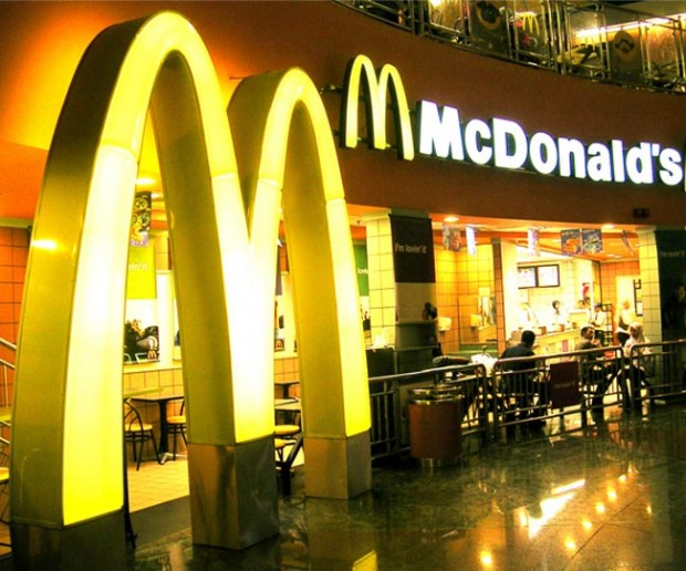 Hospitals received Notice to Evict McDonald's Restaurants from Hospital Premises