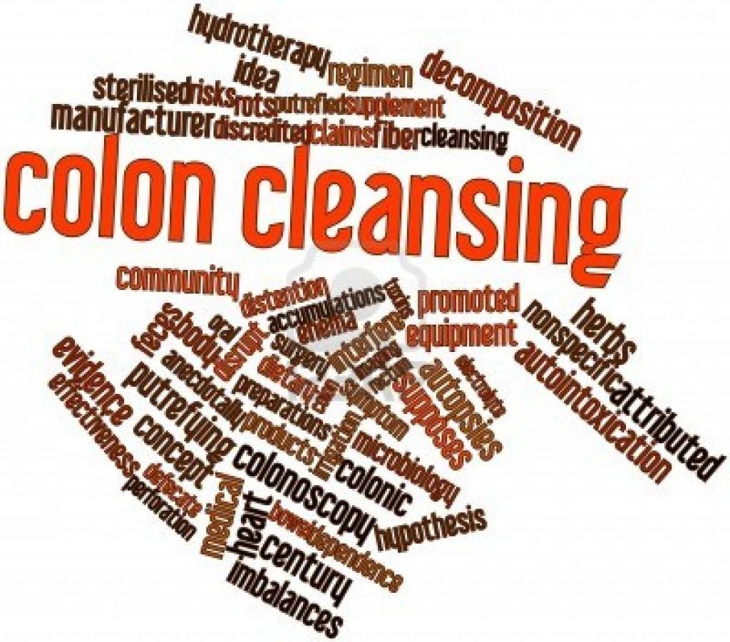 Dr. Oz's Advice About Colon Cleanses